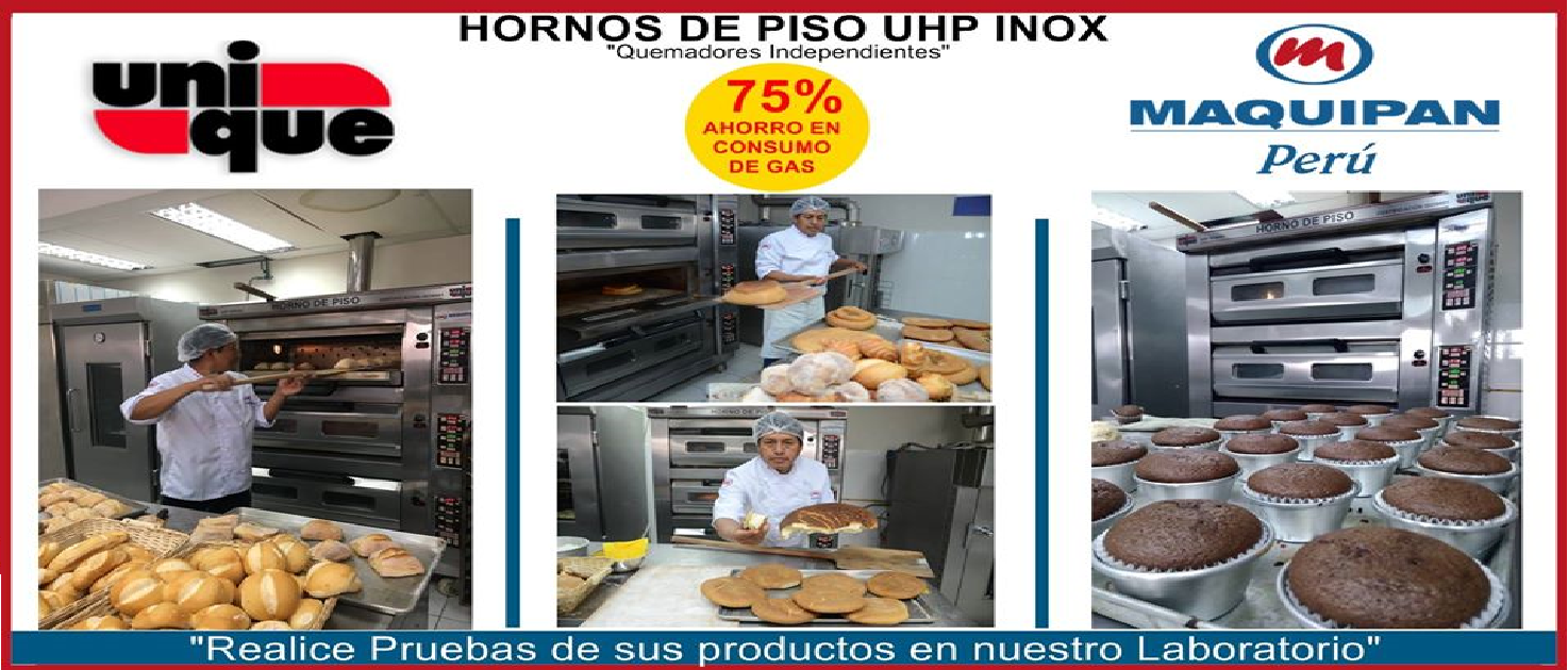 HORNOS DE PISO UNIQUE